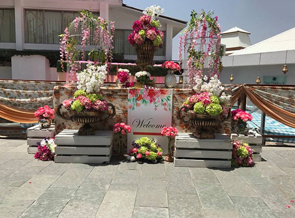 Destination Wedding Decor in chandigarh
